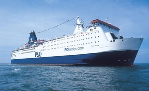 Pride of York P&O